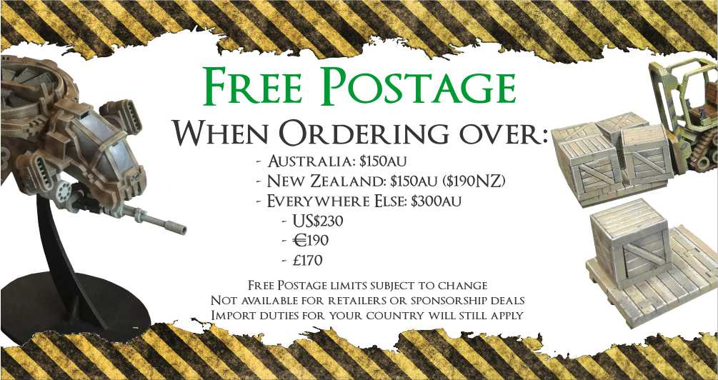 a1Free Postage